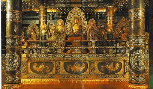 中尊寺金色堂の画像 p1_11