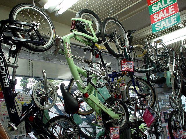 関西お勧めの自転車ショップ ...