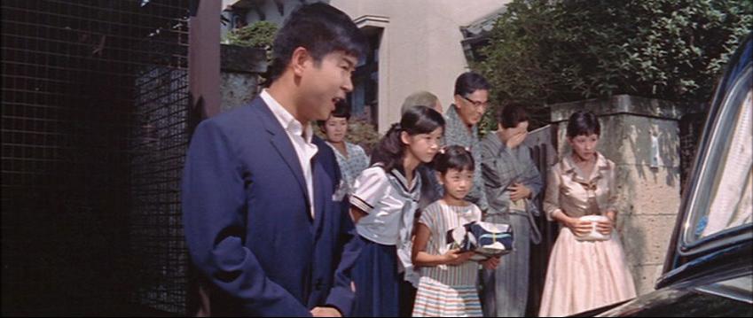酒井和歌子(Wakako Sakai)「あいつと私」(1961年) : 夜ごとの美女