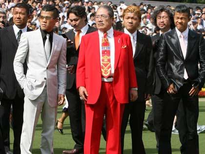 名前のエピソードとしてトレーナーでもある父亀田史郎が出生届を出すときに知... 史郎かわいいよ史