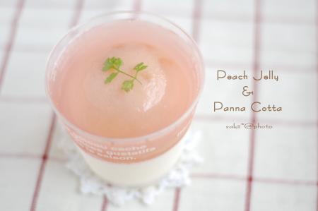 甘くてジューシー♡可愛くておいしい桃デザートレシピ