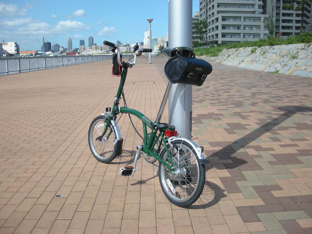 自転車の 自転車 サドルバッグ おしゃれ : ... サドルバッグの写真ばっかり