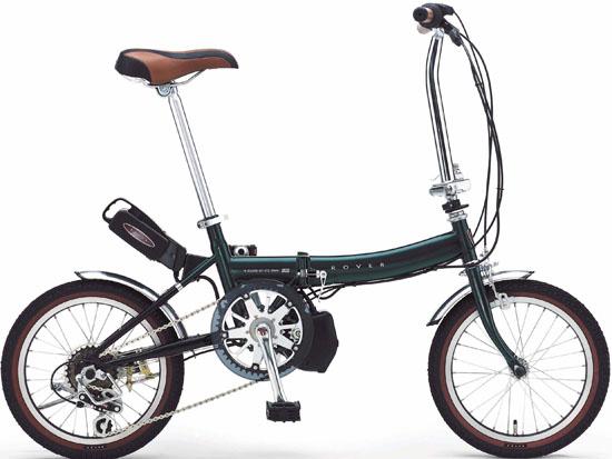 自転車の 折り畳み自転車 電動 : 電動アシスト自転車 : ふぁんき ...
