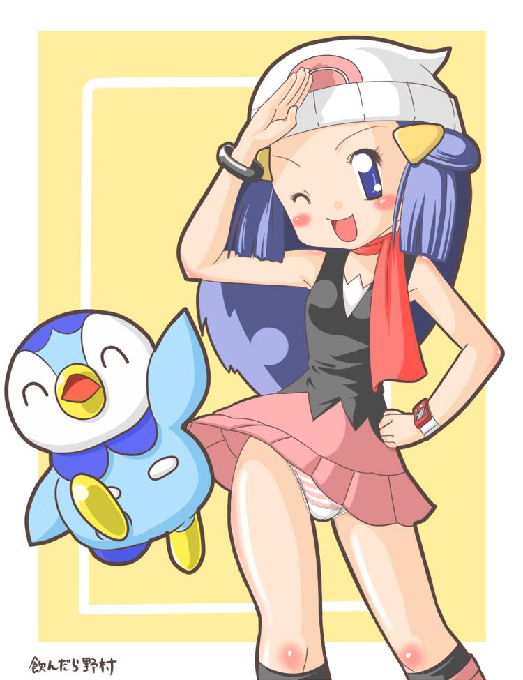 ヒカリ (アニメポケットモンスター)の画像 p1_36