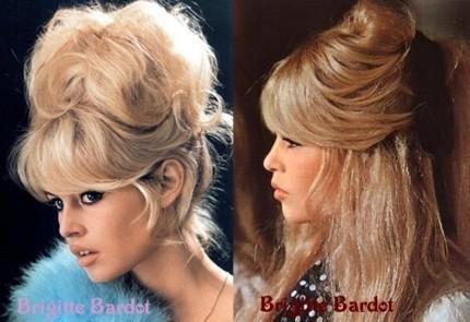 60年代風 髪型 Vidal Sassoon   Lily of the valley 髪型