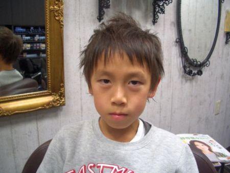 最新のヘアスタイル 男の子 小学生 髪型 : Lega-ce~life&style~ miwa.y legace ...