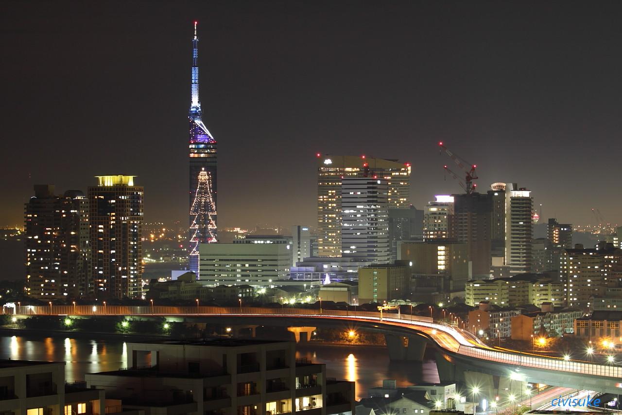 福岡市が大都市化 150万人突破 東京京都大阪名古屋に次ぐ5強だな