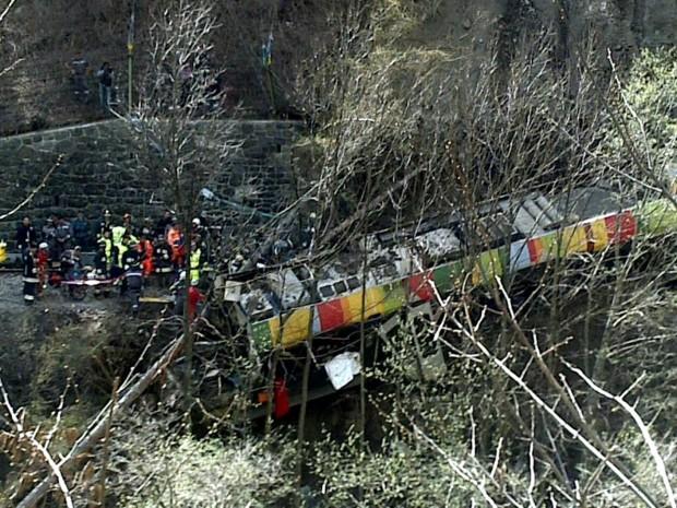 速報:北イタリアで鉄道事故