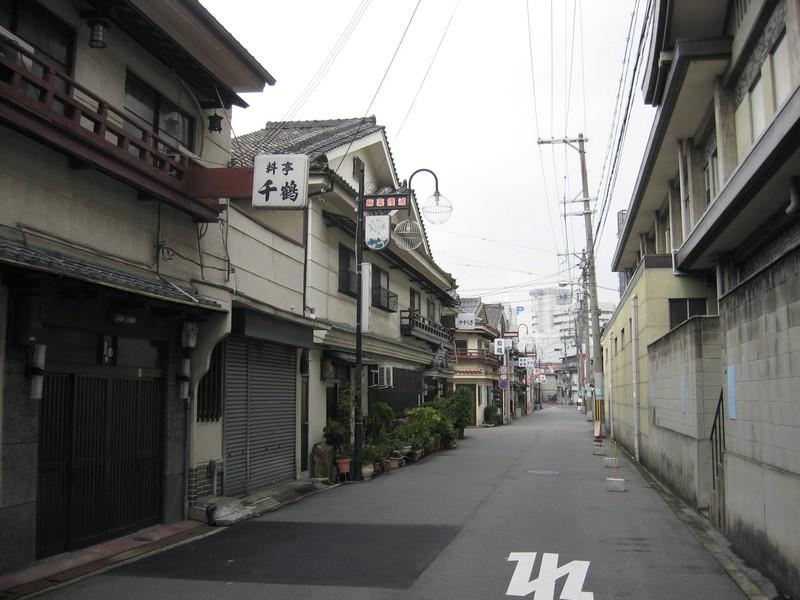 飛田新地料理組合の地図 - goo地図