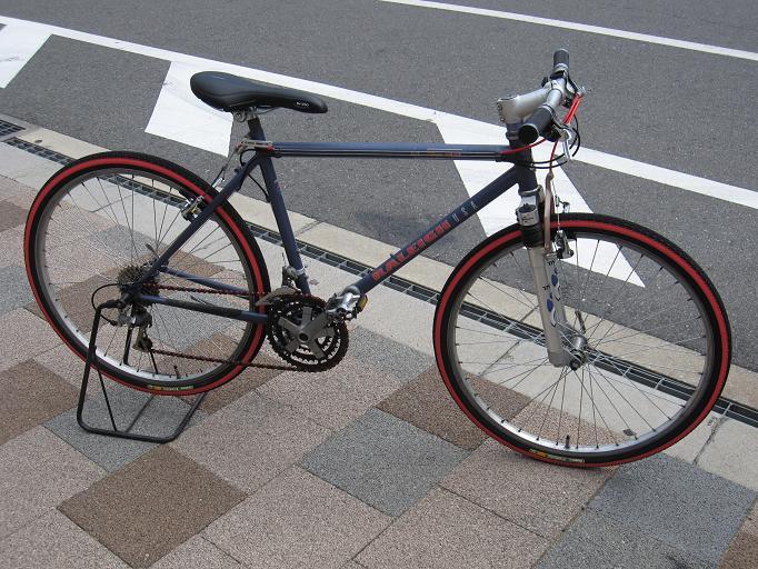 自転車の 広島市 中区 自転車 修理 : ... ショップヤマナカ 私と自転車