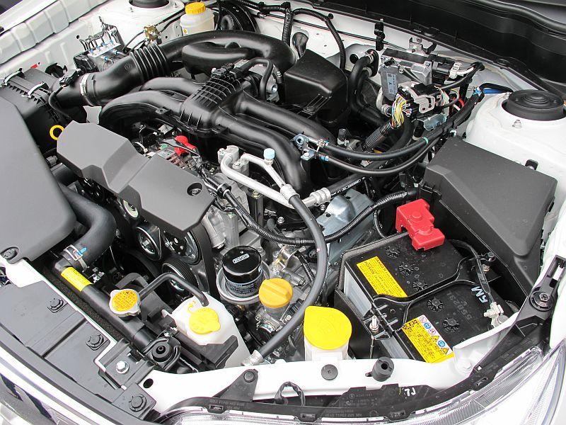 スバル・EJ型エンジン