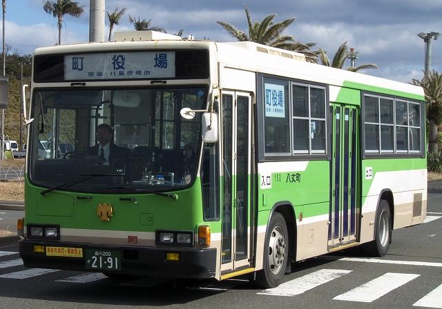 八丈町営バス 153運賃箱  Inaccurate とよんぽす