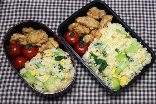 http://easybentoboxrecipes.blogspot.com/2013/10/three-colors-fried-rice-bento-box-recipe.html