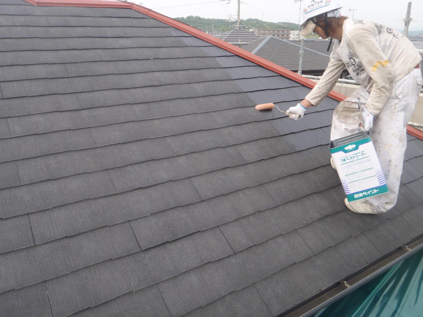 ... 塗装工事報告 : 外壁塗装 神戸