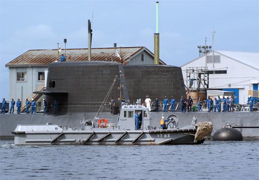 そうりゅう型潜水艦の画像 p1_3