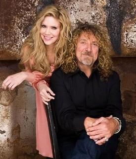 Alison Krauss & Robert Plant