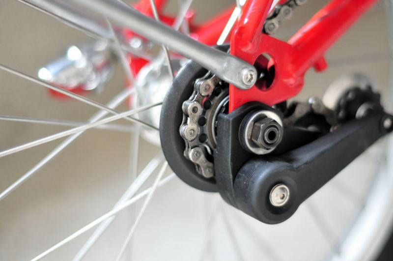 自転車の 自転車 リムテープ ママチャリ : 9年前の購入当初から外装多段 ...