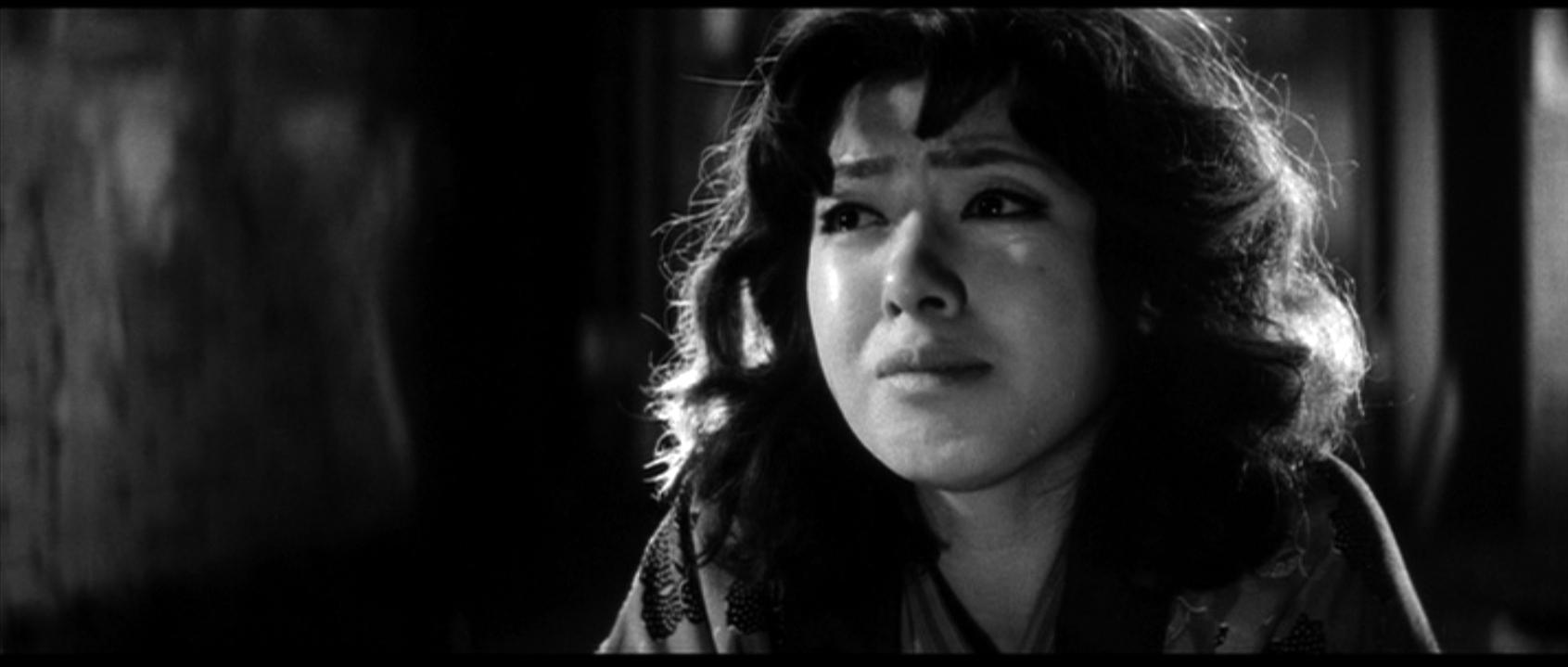 野川由美子(のがわ・ゆみこ)「春婦伝」(1965...
