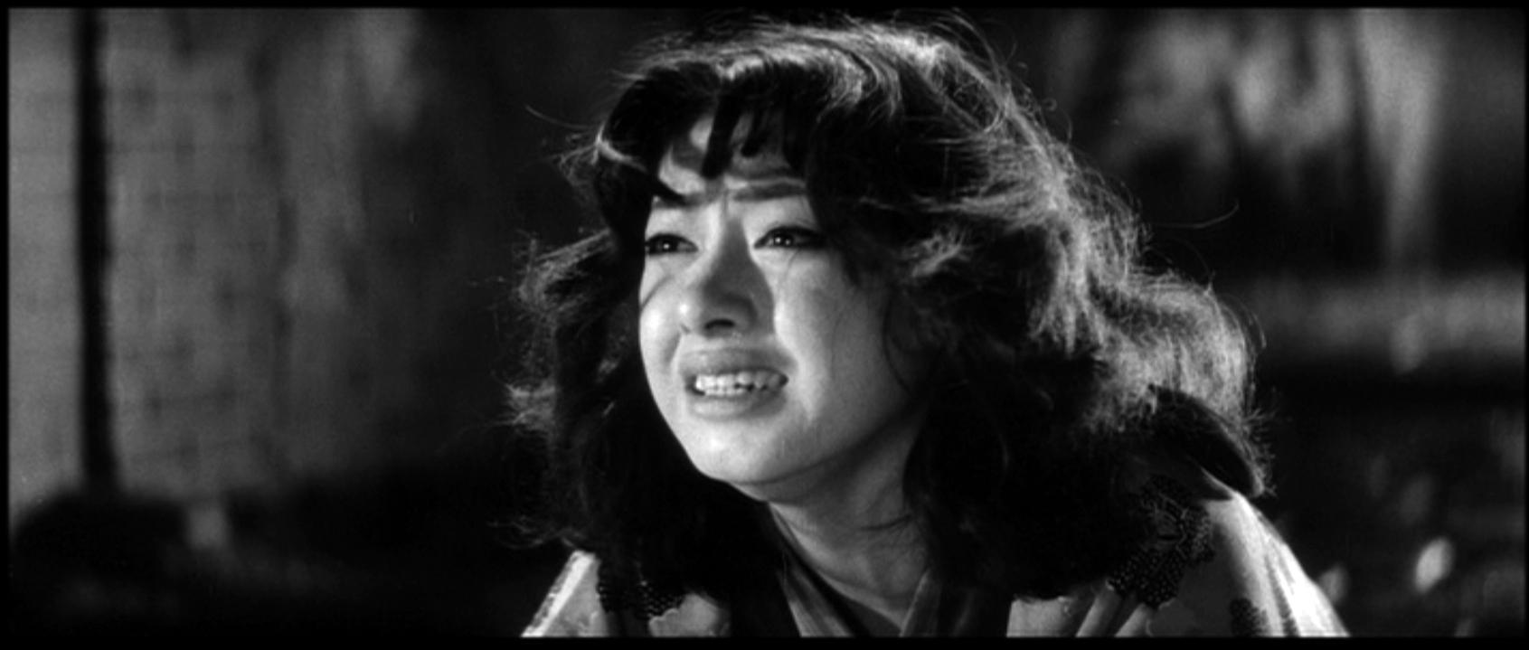 野川由美子(のがわ・ゆみこ)「春婦伝」(1965)・・・其の弐