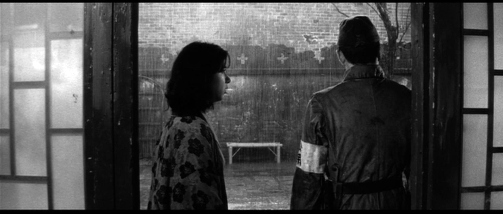 野川由美子(のがわ・ゆみこ)「春婦伝」(1965)・・・其の参