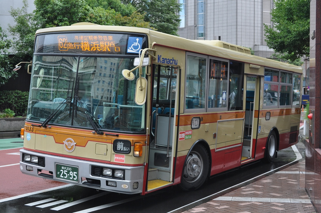 seibu287Fのバス撮影記録
