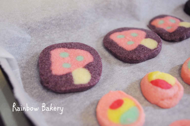 画像 : 簡単!かわいい!アイスボックスクッキー!〜画像から ...