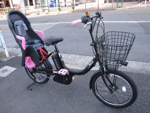 自転車の 子供 自転車 おしゃれ : おしゃれな子供乗せ電動自転車 ...