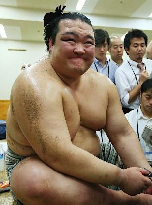 画像 : 【大相撲】稀勢の里関が...