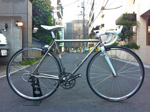 自転車の 自転車 塗装 : ... 氏の場合 : 盆栽自転車店ブログ