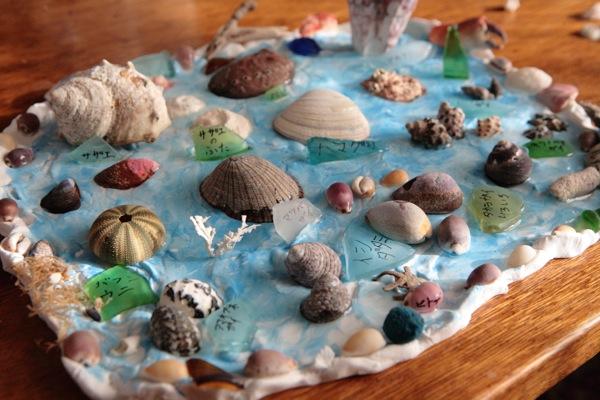 Pin 紙粘土の工作 低学年でも ... : 夏休みの宿題 自由研究 : 夏休み